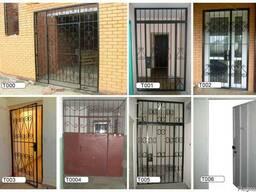 Двери супер металлические нестандартные