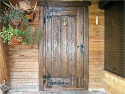Двери в стиле лофт. Двери из дерева под заказ. Деревянные. ..
