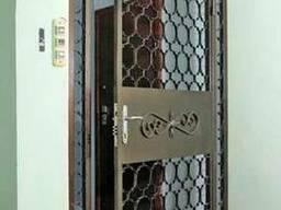 Двери в тамбур,квартиру,частный дом,решетки, ворота,калитки,