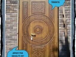 Двери входные бронированные под любой размер