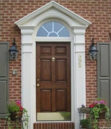 Двери входные - это отражение дома