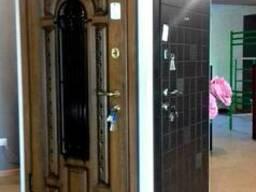 Двери входные и межкомнатные «Артсталь»