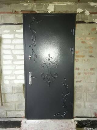 Двери входные. Производитель