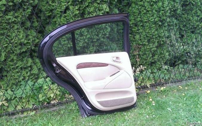 Двери задние правые левые комплектные Jaguar S-Type 2004-