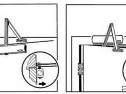 Дверной доводчик Geze TS 2000 до 100кг - фото 4