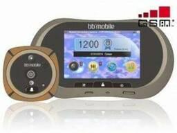 """Дверной глазок bb-mobile GSM 3.5"""" Бесплатная доставка!"""