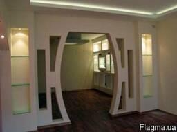 Дверные, межкомнатные арки