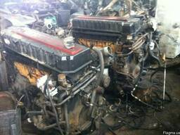 Двигагель комплектный, голый, блок, Renault, daf