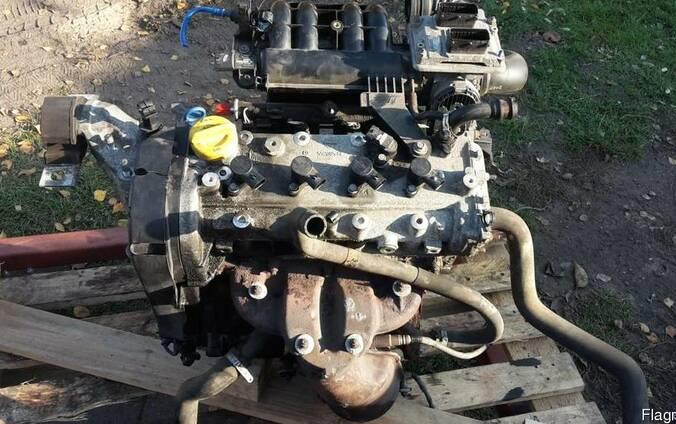 Двигатель 1,4 Lancia Ypsilon 2003-2014 разборка б\у