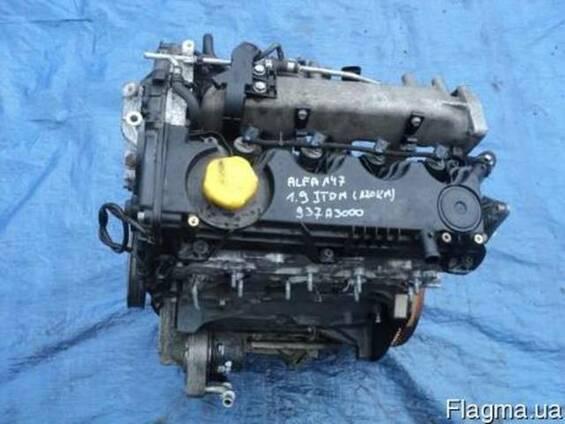 Двигатель 1.9 JTD 8V, 937A3000, Alfa Romeo 147, авторазборка