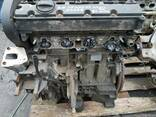 Двигатель 2,0 16V Peugeot 206 CC 2000-2007 разборка б\у - фото 1