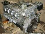 Двигатель (220 л. с. ) 1-й компл. КамАЗ-5320 - фото 1
