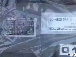 Двигатель 6BG1 на Hitachi новый