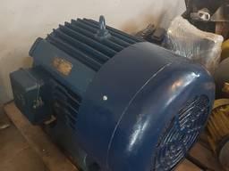 Двигатель 75 кВт
