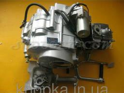 Двигатель Alpha 125 (куб. см. ) Механика