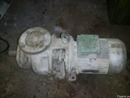 Двигатель асинхронный 2,0kw