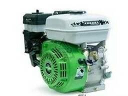 Двигатель бензиновый АЕ-7/Р (со шкивом)