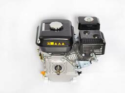 Двигатель бензиновый GrunWelt GW170F-Q NEW Евро 5. ..
