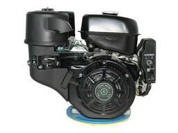 Двигатель бензиновый GrunWelt GW460FE-S (18 л. с. , шпонка)