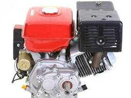 Двигатель Булат BТ190FЕ-L (редуктор 1/2, шпонка, бензин 16л.