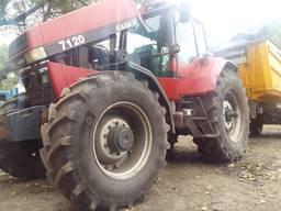 Двигатель для трактора CASE magnum 7250 pro версия