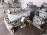 Четырехтактный дизельный двигатель Д 144 (Д-144) - фото 1