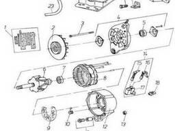 Двигатель Д-3900К. Генератор Г221.