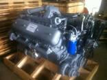 Двигатель Дизель ЯМЗ 238 НД5 НА К 700 - фото 1