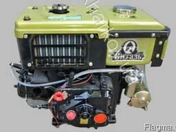 Двигатель дизельный 180N водяное охлаждение