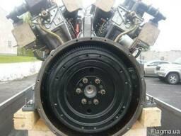 Двигатель дизельный тепловоза ТГМ-40 1Д12-400КС2