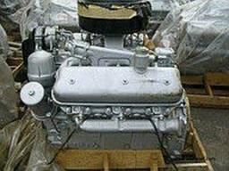 Двигатель Дизельный ЯМЗ-238М2 на МАЗ КРАЗ УРАЛ