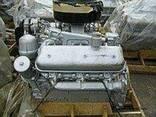 Двигатель дизельный ЯМЗ-238М2 (ЯМЗ-238М2-1000188) 240л. с - фото 1