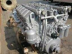 Двигатель дизельный ЯМЗ-240М2-1000186 БелАЗ (360л. с)