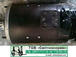 Двигатель электрический тяговый ДС 3,6/7,5/14-01 на...