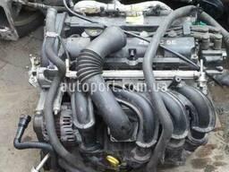 Двигатель Ford Fiesta MK6 VI 2005 - 2008 ГОД