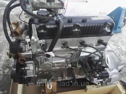 Двигатель ГАЗЕЛЬ, СОБОЛЬ (УМЗ-4216, инжекторный в сборе) (пр-во УМЗ)