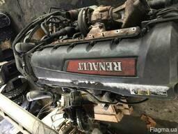 Двигатель голый в сборе Renault/рено Premium/премиум 450 DXI