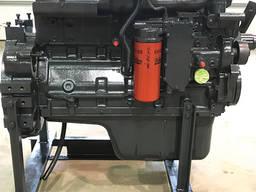 Двигатель Hyundai R360LC-7