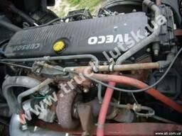 Двигатель: IVECO 440S48 Stralis Cursor 13 Тип: F3BE0681 V=1