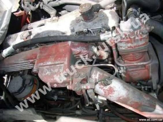 Двигатель IVECO Eurocargo 130E18 1998 год