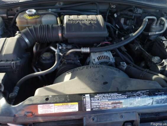 Двигатель Jeep Liberty KJ 2001—2007 2,4 3,7 2,5D2,8D