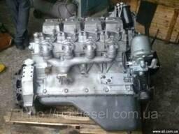 Двигатель КамАЗ 740.10 для ЗиЛ-133ГЯ (210л.с.).