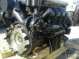 Двигатель КамАЗ 740.31-240 (EURO-2)