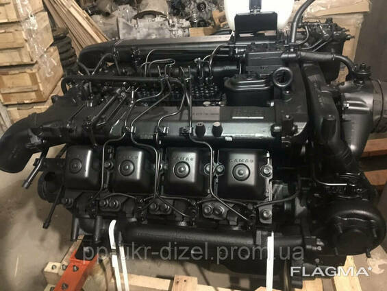 Двигатель Камаз 740.62-280, Евро 3