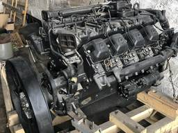 Двигатель камаз евро 740. 51-320