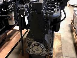 Двигатель komatsu SA6D114 для WA420 WA380