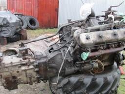 Двигатель КРАЗ двигатель МАЗ двигатель ЯМЗ 238 с номинальным коленвалом . Бровары