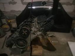 Двигатель Mercedes A class W168 A-140 M 166 E 14