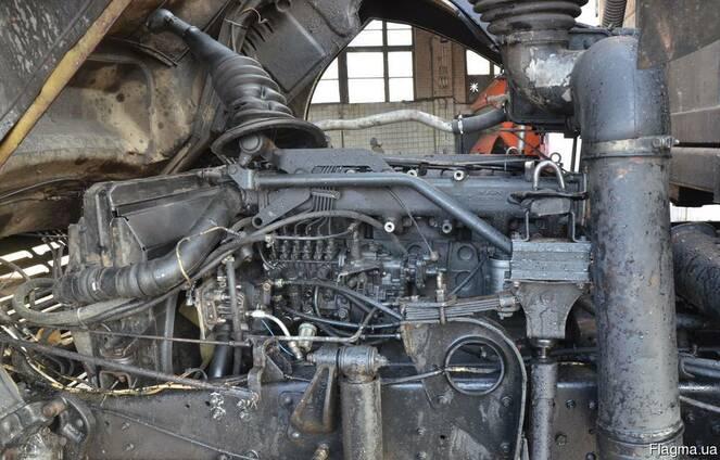 Двигатель (мотор) (двигун) МАН (MAN) на КАМАЗ