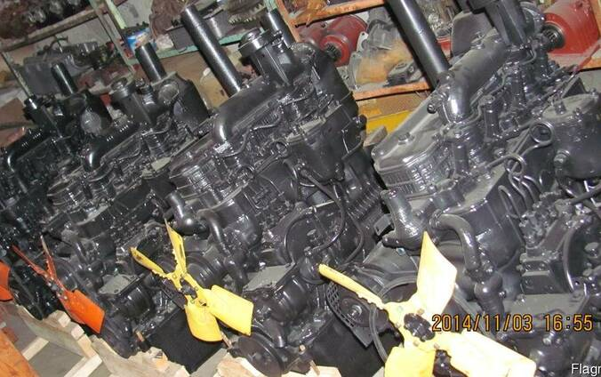 Двигатель мтз д-240